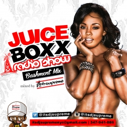 Juice Boxx Bashment Mix